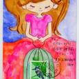 SEIKOさんの絵封筒(1)