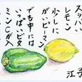 8/24*日曜誌友会の参加者のみなさんの作品-3