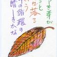 11/30日曜大誌友会の参加者の作品-1