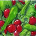 mck-happyさんの水彩画 ~野菜たち